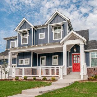 75 Farmhouse Exterior Home Design Ideas - Stylish Farmhouse Exterior ...