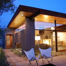 Modern Exterior by Secrest Architecture LLC