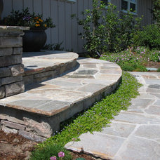 Traditional Exterior by Exterior Images-landscape architecture