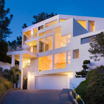 Single Family Contemporary Homes