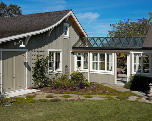House With Breezeway Designs on Eclectic House Design