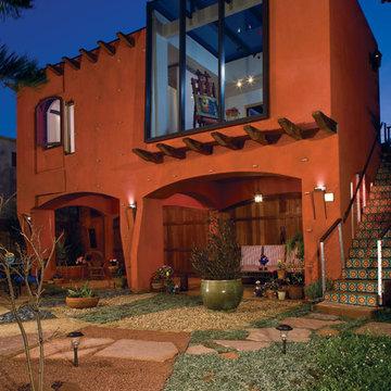 Skeeter Residence, Long Beach CA.