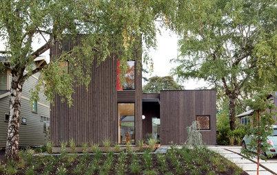 Houzz Tour: Passive House Principles, Active Benefits in Portland