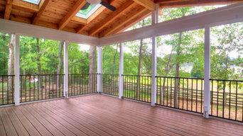 Skylight Porch Beauty
