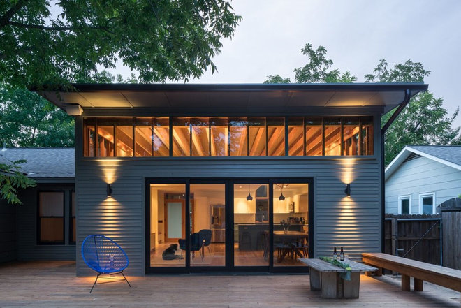 Exterior by Murray Legge Architecture