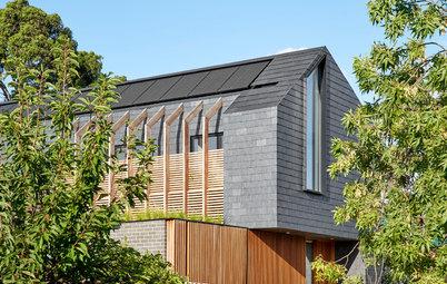 Goodbye Poky Californian Bungalow, Hello High-Tech Eco Home