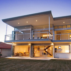 Contemporary Exterior by Slater Architects