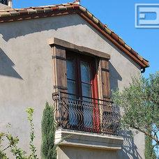 Eclectic Exterior by Dynamic Garage Door