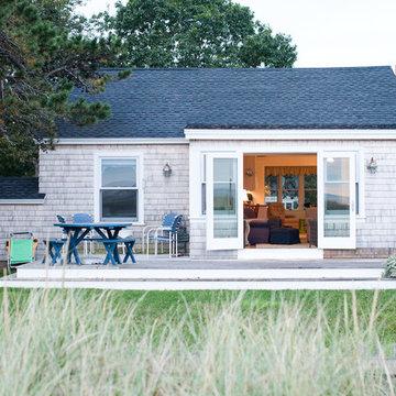 Small Beach House Renovation