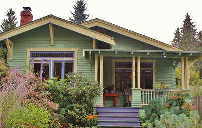 My Houzz: Creative Color in a Seattle Craftsman