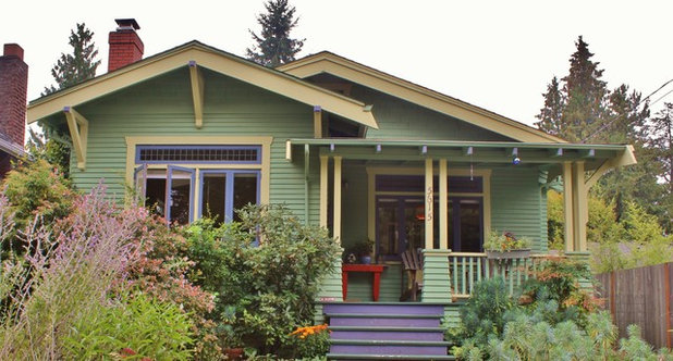 Craftsman Exterior by Kimberley Bryan