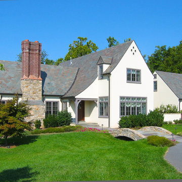 Small English Cottage in Potomac