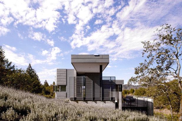 Modern Exterior by Cooper Joseph Studio