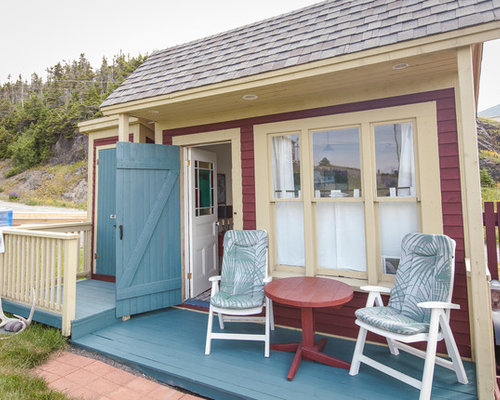 Cottage bunkie home design ideas pictures remodel and decor for Cottage bunkie plans