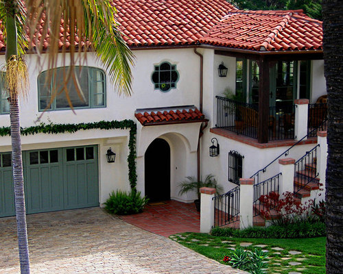 Santa Barbara Style Architecture Design Ideas Remodel