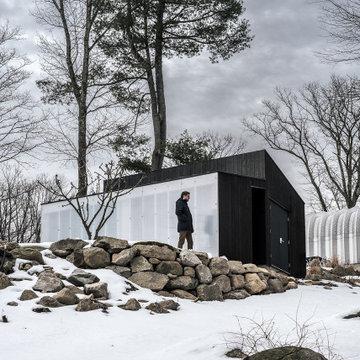 Small Wood Pavilion