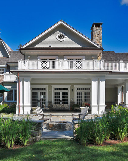 Traditional Exterior by Country Club Homes