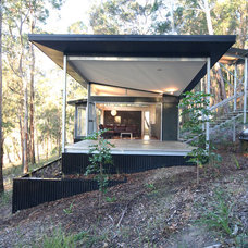 Modern Exterior by Sandberg Schoffel Architects