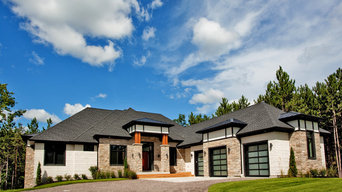 Snow Valley Model Home