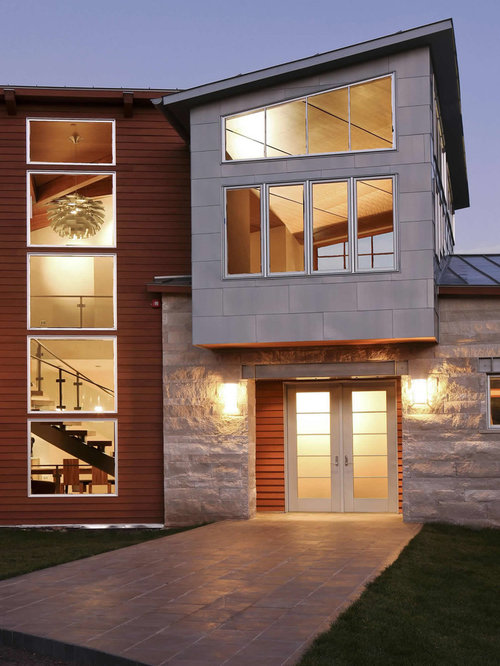 exterior stone cladding - External Cladding For Houses