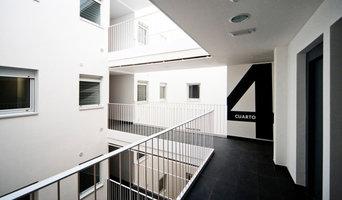 Social Housing in Ribadeo (Lugo), Spain