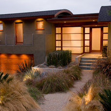Contemporary Exterior by Friehauf Architects Inc.