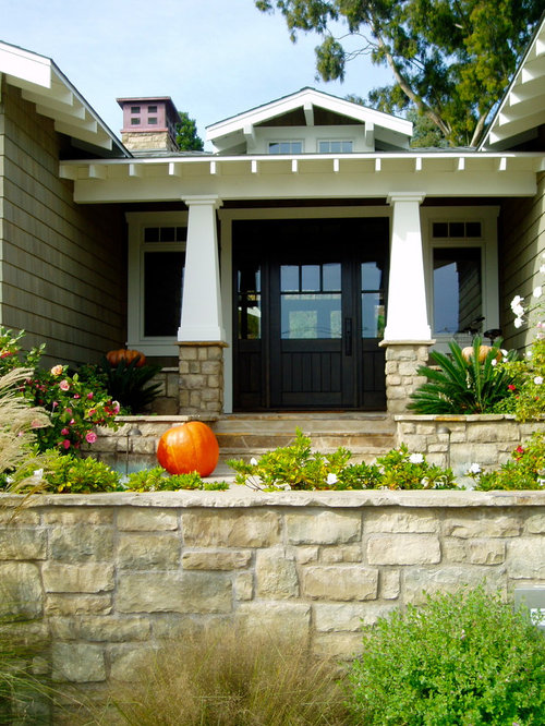 Flagstone Front Porch Houzz