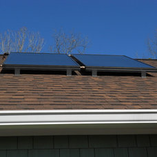 Traditional Exterior by Metro Solar