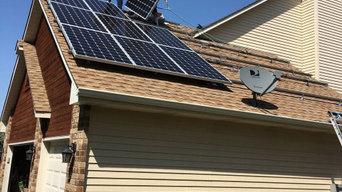 Solar installation 5