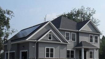 Solar @ Rivera Greens, Clarence New York, CIR Electrical Construction Corporatio