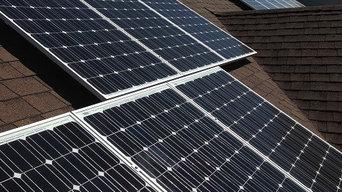 SolarWorld Solar Panel Installations