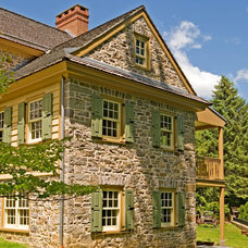 Traditional Exterior by Fredendall Building Company