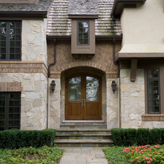 traditional exterior by Orren Pickell Building Group