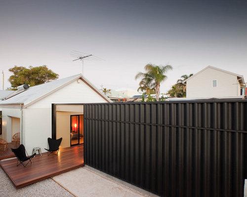 Budget perth exterior design ideas renovations photos for 10 bellevue terrace west perth