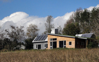 Houzz Tour: Going Completely Off the Grid in Nova Scotia