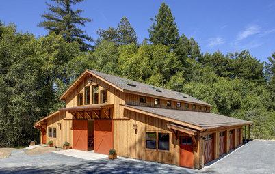 Dream Workshop in a Rural Sonoma Barn