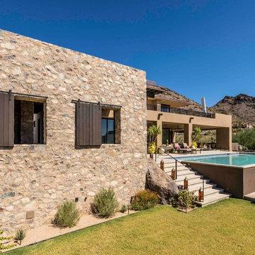 Sonoran Desert House