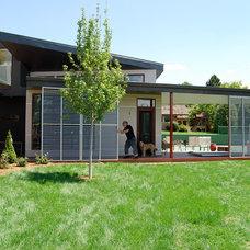Modern Exterior by studiotrope Design Collective