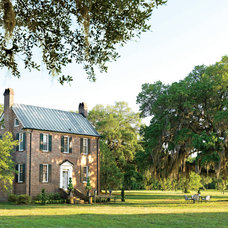 Traditional Exterior by Southern Living