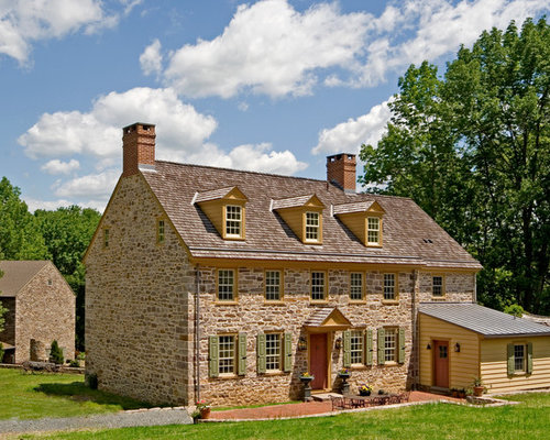 Stone House Ideas Remodel and Decor
