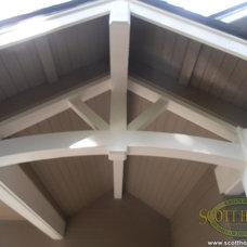 Craftsman Exterior by Scott Homes, Inc