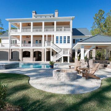 South Pawleys Custom Home