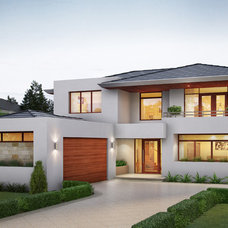 Modern Exterior by Your Building Broker