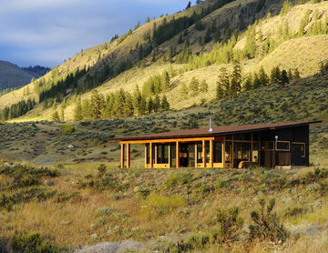 South Range Cabin