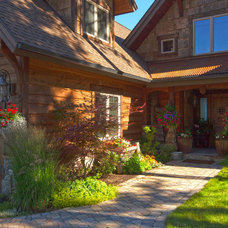 Traditional Exterior by Clearwater Summit Group