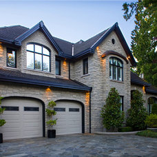 Contemporary Exterior by Tavan Group
