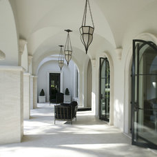 Traditional Exterior by Chancey Design