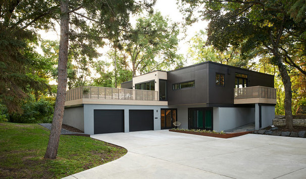 Modern Exterior by CHRISTIAN DEAN ARCHITECTURE, LLC