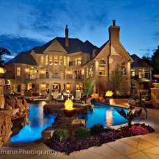 Traditional Exterior by Southampton Builders