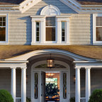 12th Road North Residence Traditional Exterior Dc